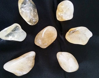 Tumbled Citrine - Large