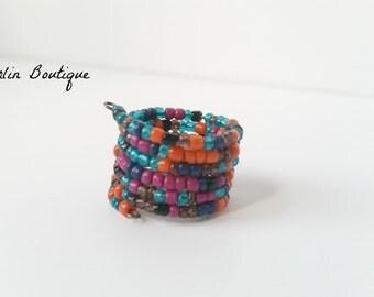 Hippy Twisty Ring