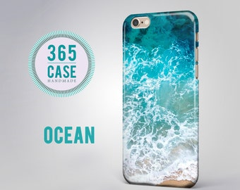 Ocean iPhone 6 Case Summer Beach iPhone 6 Plus Case Cover Turquoise Blue iPhone 4S Case Water Ocean iPhone 5S case iPhone Case