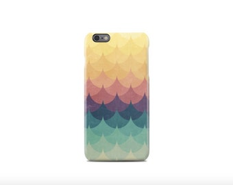 Multi-Colored Pattern iPhone 6 Case - iPhone 6 Plus Case - iPhone 5 Case - iPhone 5S Case - iPhone 5C Case