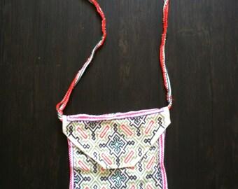 Shipibo purse
