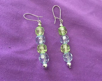 Green and Blue Dangles