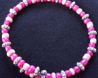 Beaded Wrist Bracelet