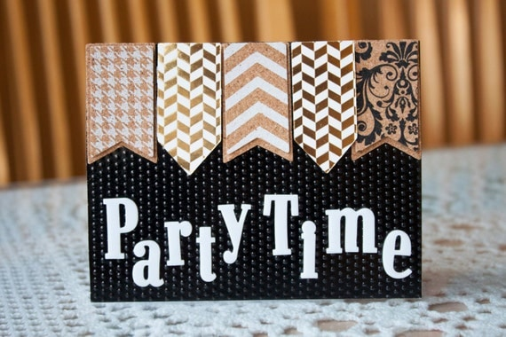 Party Time! Greeting Card