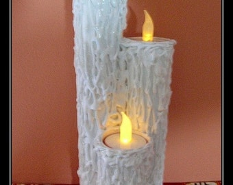 Spooky Flameless LED Candles