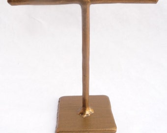 Tiny T Earring Stand - TSEAR1G - 4x4 in.