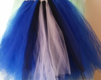 Custom Doctor Who TARDIS Tutu