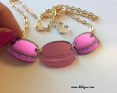 Sale!!! Last one! MACARONS necklace