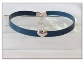 Sweetheart Blue Leather C...