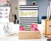 Goal Planner and Dream Journal   Personal Growth Workbook   Hostess Gift   Gratitude Journal   New Year Journal   Printable PDF