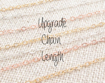 Chain Length Upgrade