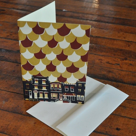 House Cards- Set of 4