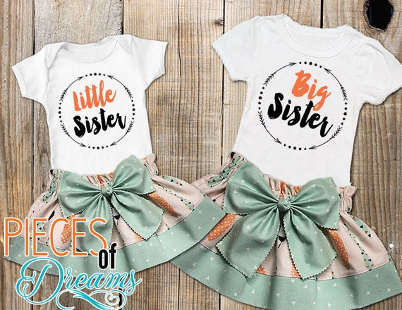 Big sister little sister outfit shabby chic by piecesofdreams - Shabby chic outfit ideas ...