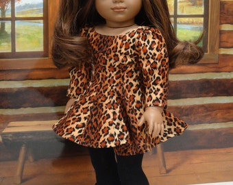 Wild Cat - cat costume for American Girl doll