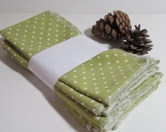 Everyday Napkin Set / Cloth napkins / luncheon size