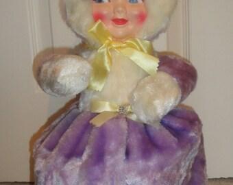 Vintage Plush Doll Pajama Bag Like New