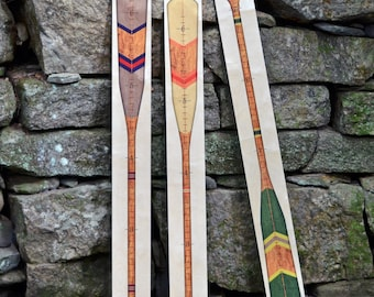 The Oar Collection / Wooden Growth Chart / Kids Wood Height Chart / Personalized Child Wall Hanging Growth Charts / Baby Shower Gift
