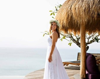 French Lace Love Wedding Dress