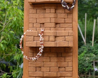 Jewelry Box Oak