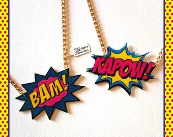 BAM! KAPOW!