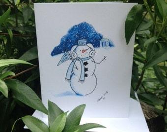 Mascot Series - CAROLINA note cards!
