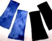 Fleece Leg Warmers, Warm Fleece Leg-Arm Warmers - Unisex Gift for Her for Him, Nursing Home Patient Handmade Gift,
