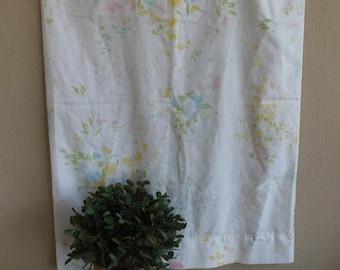 Vintage Floral Pillowcase No. 4