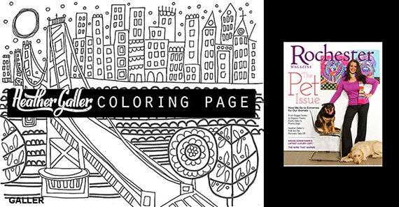 San Francisco Golden Gate Bridge Coloring Pages Adult