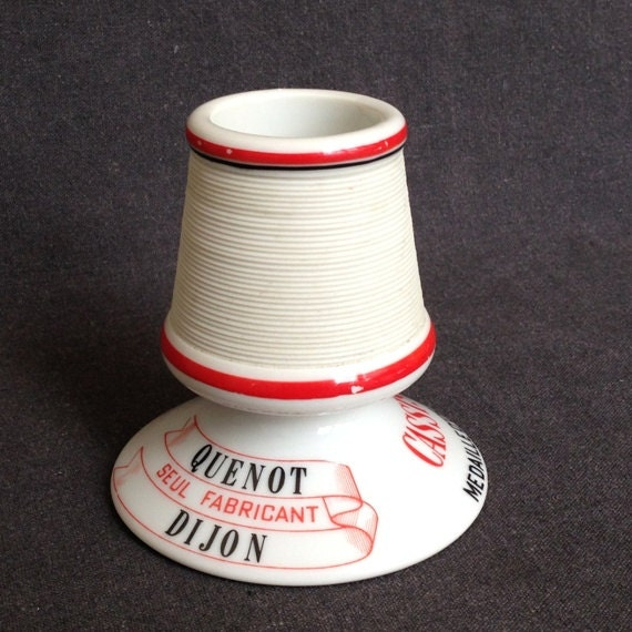 Vintage Cassis Quenot French pyrogen. Souvenir from a bar in France.