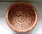 Legend of Zelda Sgraffito Bowl