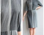 Late 1950s Dress // Jack Mann Sheath Dress // vintage 60s dress
