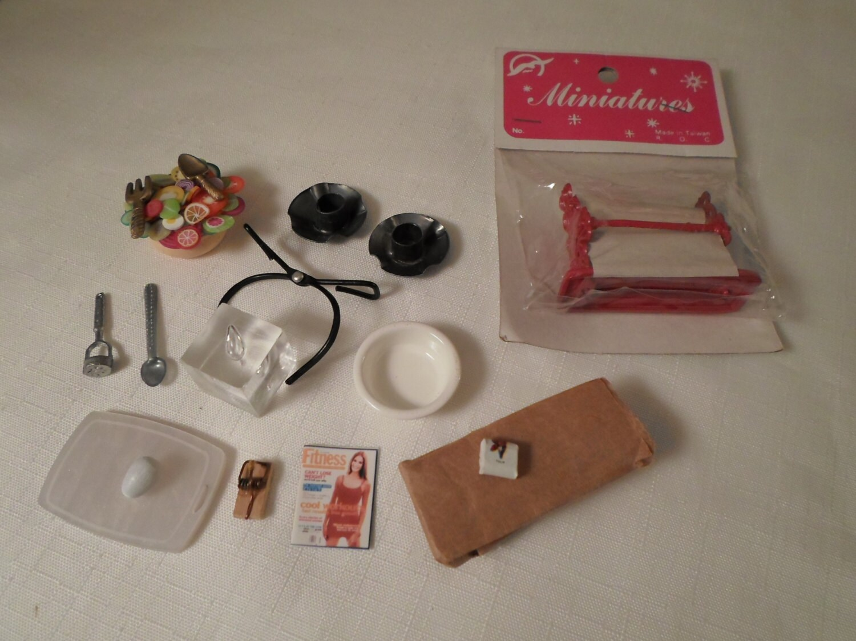 28 vintage kitchen collectibles vintage kitchen vintage kitchen collectibles vintage dollhouse kitchen lot miniatures