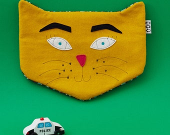 Cat Hot Water Bottle cover - comes with hot water bottle