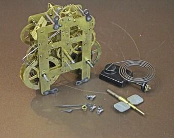 Vitnage Clock Parts Gears and hands -  Steampunk Supply Vintage Clockworks