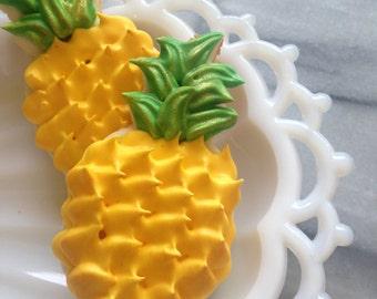 A Dozen Pineapple Cookies