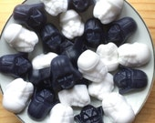 Star Wars Soaps - Man soap - Father's day soap - Darth Vader - men soaps - Stormtrooper - May the Force be with you - geek nerd - Rogue One