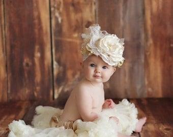 ivory pettiskirt, ivory tutu, cream tutu, ruffle pettiskirt, newborn pettiskirt, infant tutu, ivory pettiskirt, ruffle pettiskirt, baby
