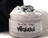 Whipped Soap - WICKED Whipped Soap - Creamy Soap in a Jar - Body Wash - Vegan