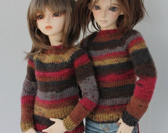 PATTERN for Minifee Pullover