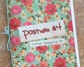 Posture #4: Little Sweetie - Zine - Motherhood Perzine