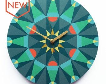 Big-Time Kaleido clock