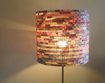 Lighting Lampshade Lamp Table Lamp Unique Lamp Shade Lampada Coffee Filter Art