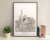 The Towers of London fine art print