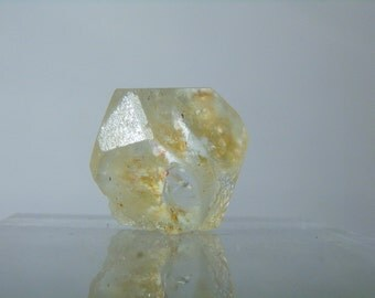 Natural Rough Topaz Display Crystal Brazilian Terminated Crystal 35 grams Display, Collectible or Facet Mineral DanPickedMinerals