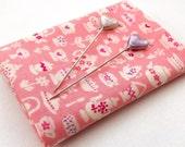 Suzy Elizabeth (pink) - Liberty Mini Single (9x12 inches)