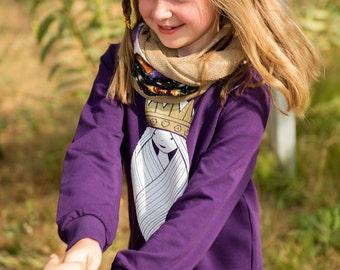 Infinity scarf Small 'Ufo'