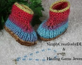 Knitted & Crocheted Boots