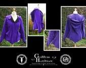 Lanthe Pixie Jacket, Polar Fleece, Pixie, Fairie, Pagan, Festival, Boho,