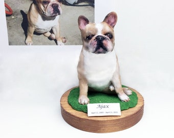 Custom Pet Sculptures In Memory Of from Your Photos and Ideas