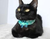 Flower Cat Accessory Adjustable Neck Size